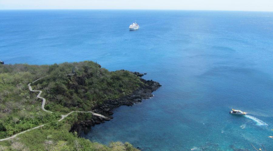 1. San Cristobal Island Frigatte Hill