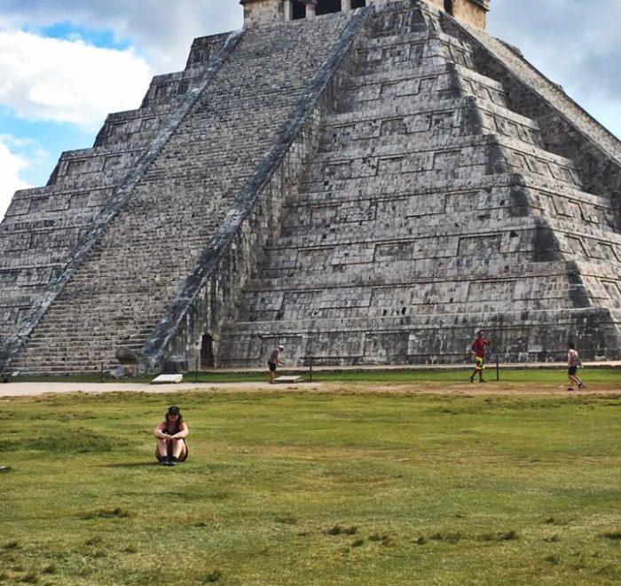 Chichen Itza in Yucatan, Mexico