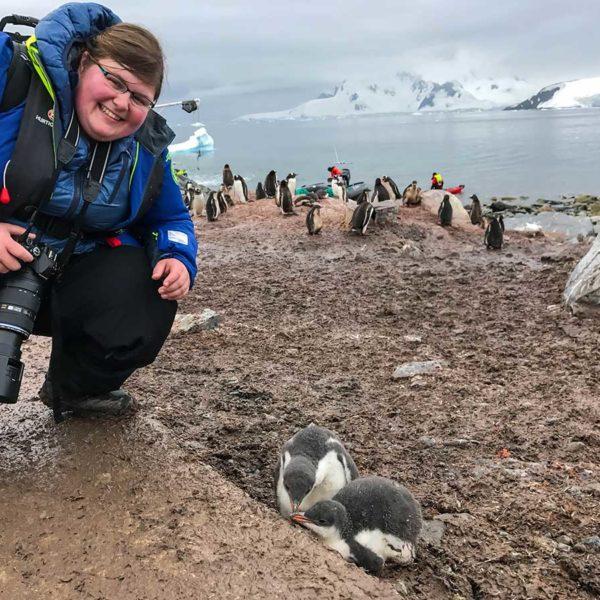 Alyssa Antarctica