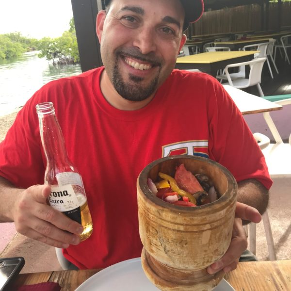 Angel And Monfongo, A Local Dish Web Ready