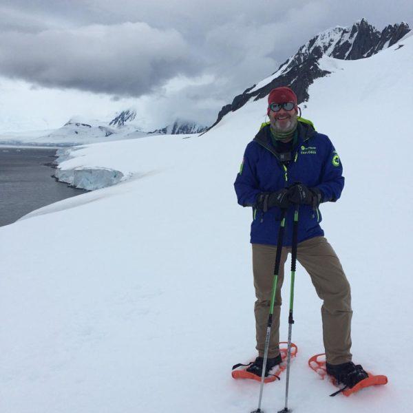 Antarctica Snow Shoe