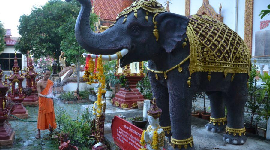 Bangkok Elephant Statue Web Ready