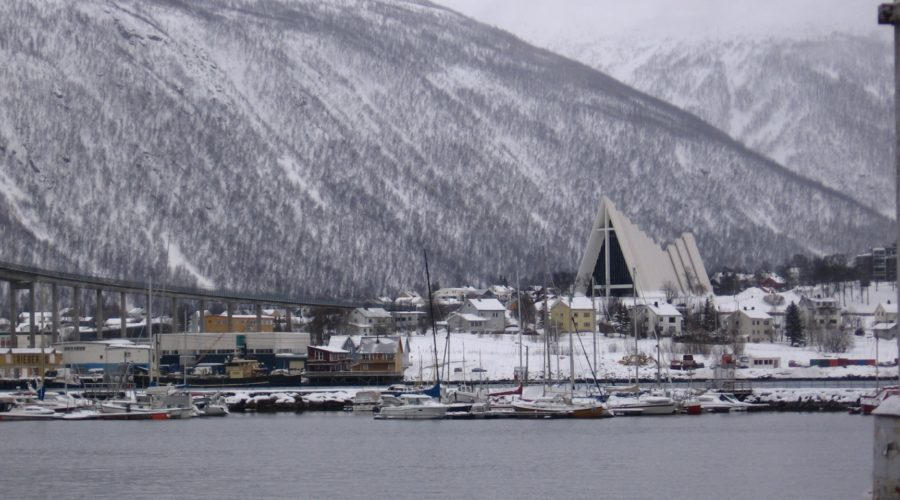 Arctic Cathedral, Tromsø | Photo: Betina Kohler/Borton Overseas