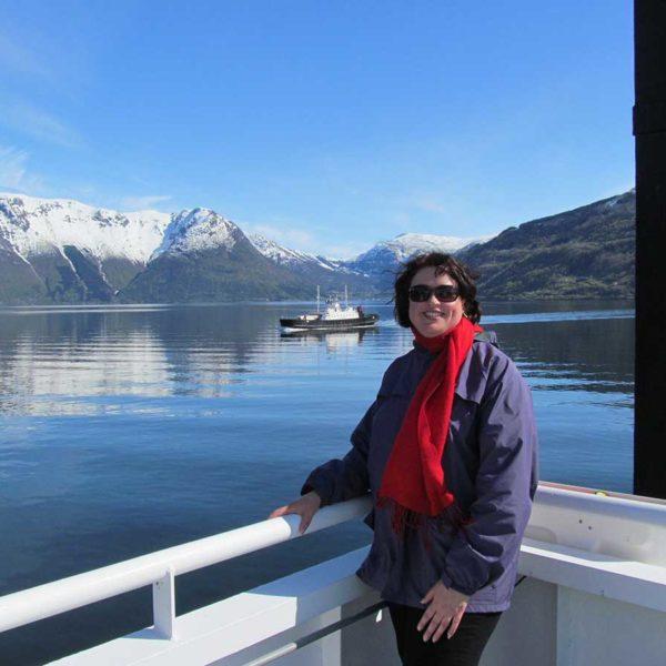 Betina Norway Fjord Crossing