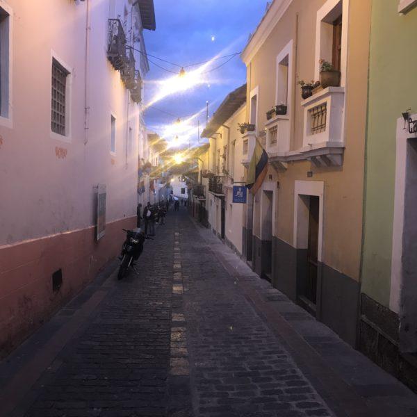 Calle De La Ronda Quito