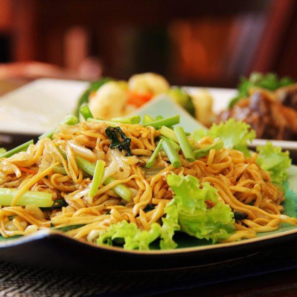 Cambodia Noodle Dish