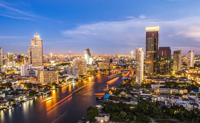 Get To Know Bangkok Thailand