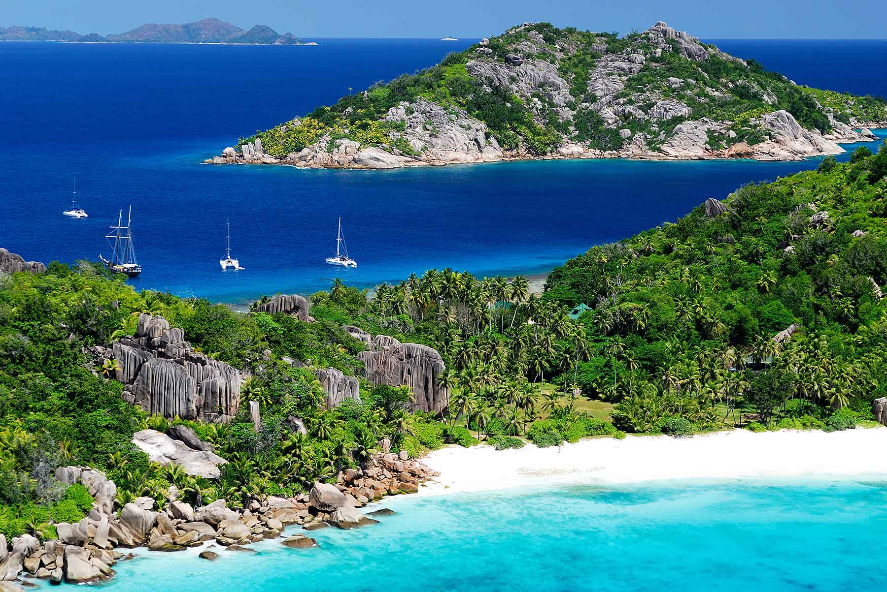 seychelles island hopper - borton overseas