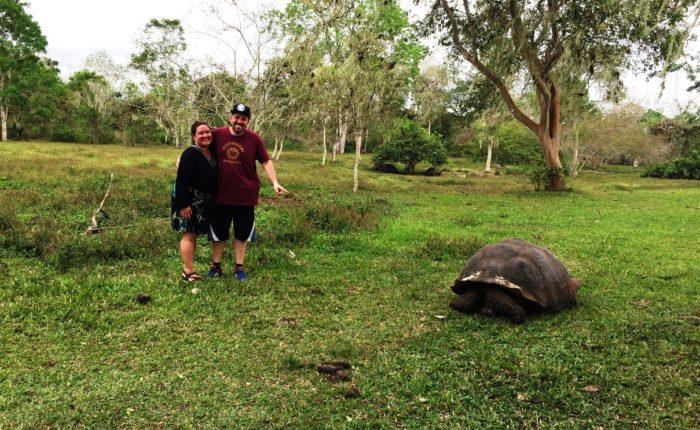 In Galapagos