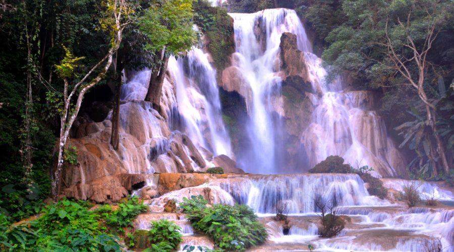 Kuang Si Waterfall 1 Web Ready
