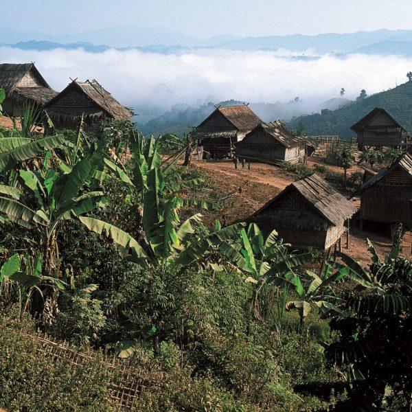 Local Village Northern Laos