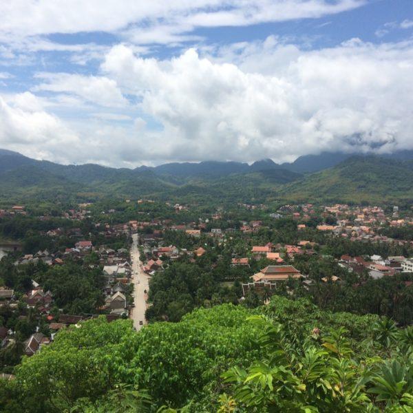 Mt Phousy, Luang Prabang, Laos