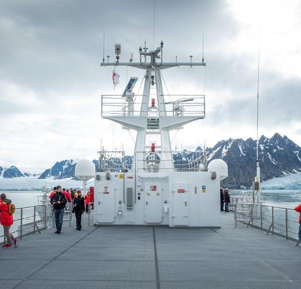 Photo: Stefan Dall/Hurtigruten Svalbard