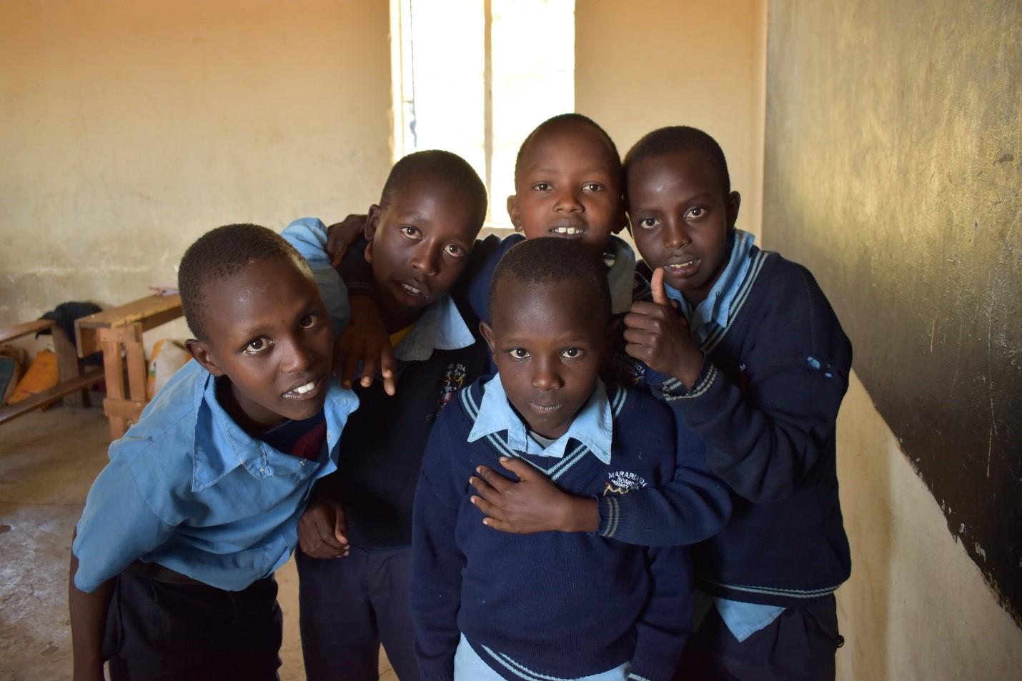 Mara Rienda Primary School Visit