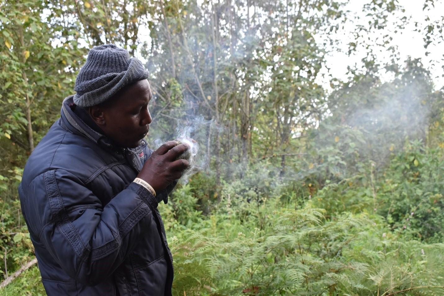Mau Eburu Forest