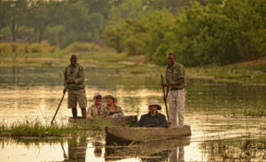 Mekoro Trip African Bush Camps