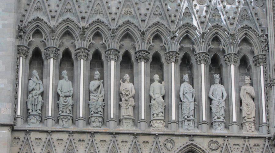 Nidaros Cathedral, Trondheim Img 7189