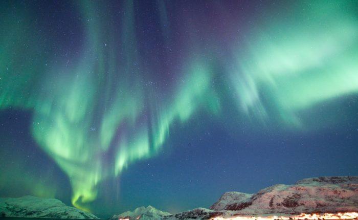 Nordlys Ved Skullsfjord Kvaloya 022013 99 0021 2200
