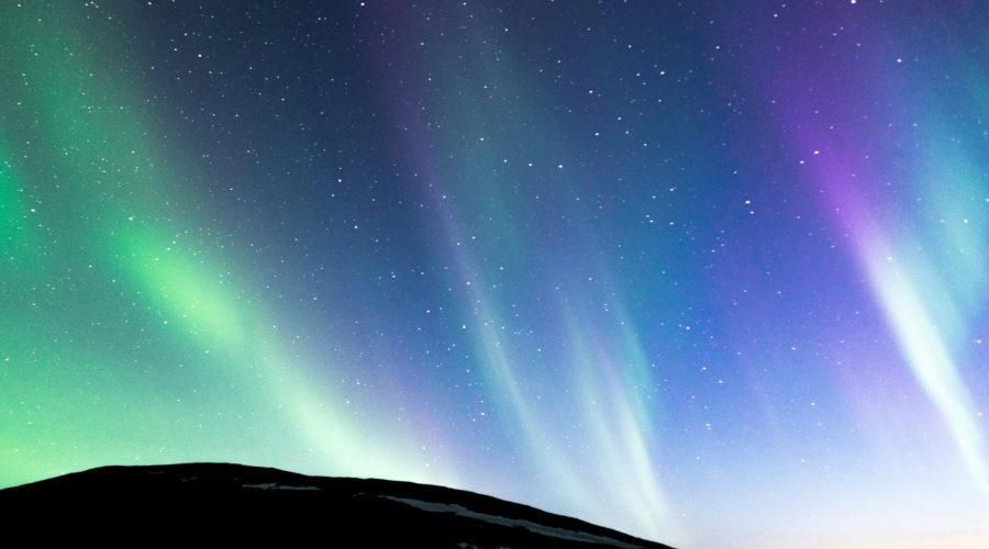 Northern Lights Hjalmar Andersson,imagebank.sweden.se