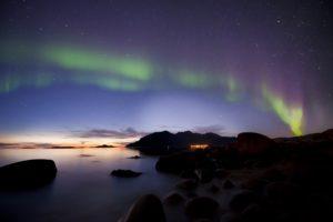 Northern Lights Tromsø Gaute Bruvik Visitnorway.com Nordlys Ved Tromvik Kvaloya 022013 99 0024 1500