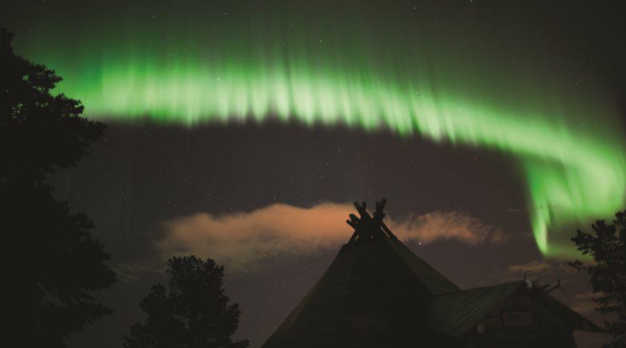 Northern Lights Tromso Villmarkssenter Norlys Lavvo9 Web Ready