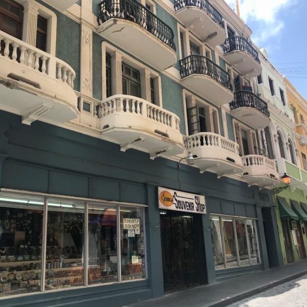 Old San Juan Architecture Web Ready