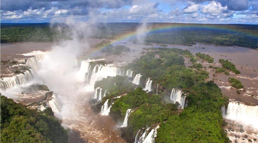 Pg70 Iguazu Falls