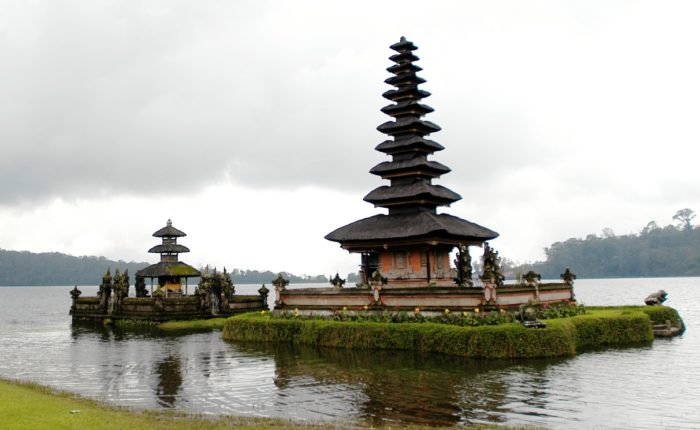 Picturesque Central Bali