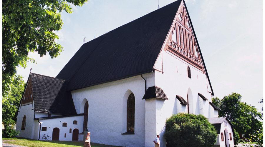 Porvoo Old Church, Visit Finland