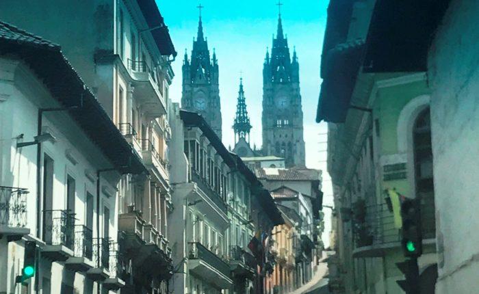 Quito Street Basilica