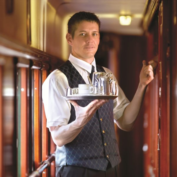 Rovos Rail Room Service