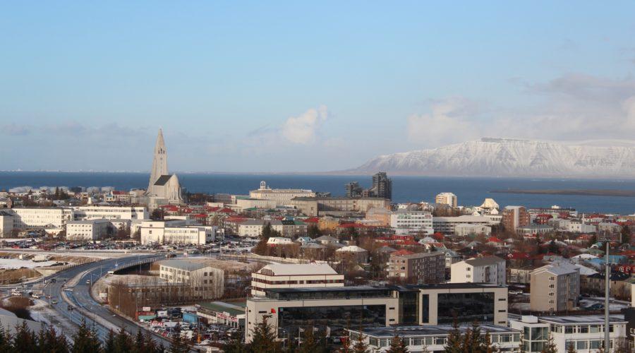 Reykjavik Photo: Borton Overseas