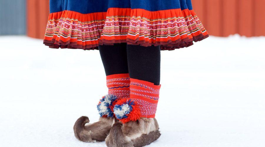 Sami Traditional Costume, Riku Pihlanto, Visit Finland 1