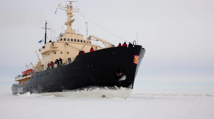 Sampo Ice Breaker Visit Finland Vf Kemi18 Copy