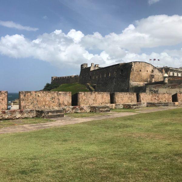San Cristobal Fortress, Old San Juan Web Ready