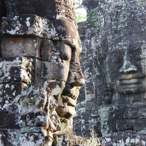The Bayon Siem Reap