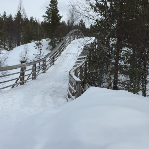 Snow And Bridge, Andrea Berkelandimg 4058 Web Ready
