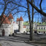 Tallinn Gate To Old Town