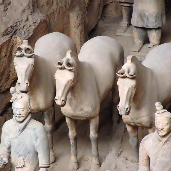 Terracotta Army, Shaanxi, China