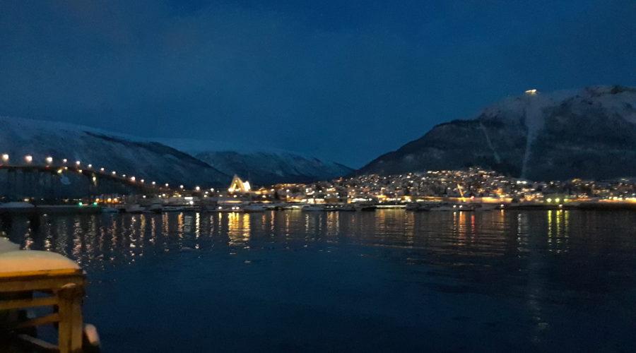 Tromso At Night Amy Tweet 20190212 164049