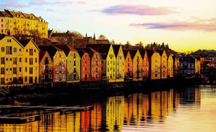 Trondheim Architecture Cabday, Foap, Visitnorway.com Web Ready