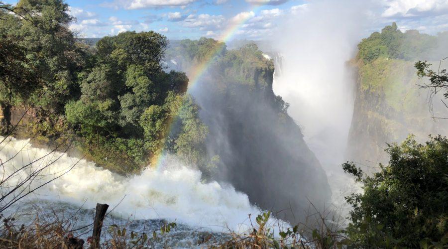 Photo: Borton Overseas/Victoria Falls