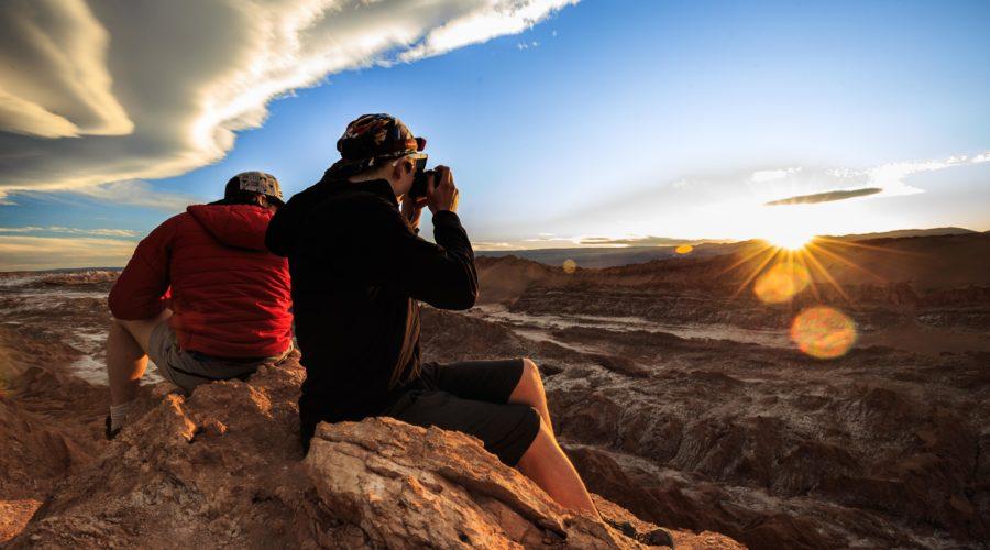 Valle De La Luna San Pedro De Atacama 1
