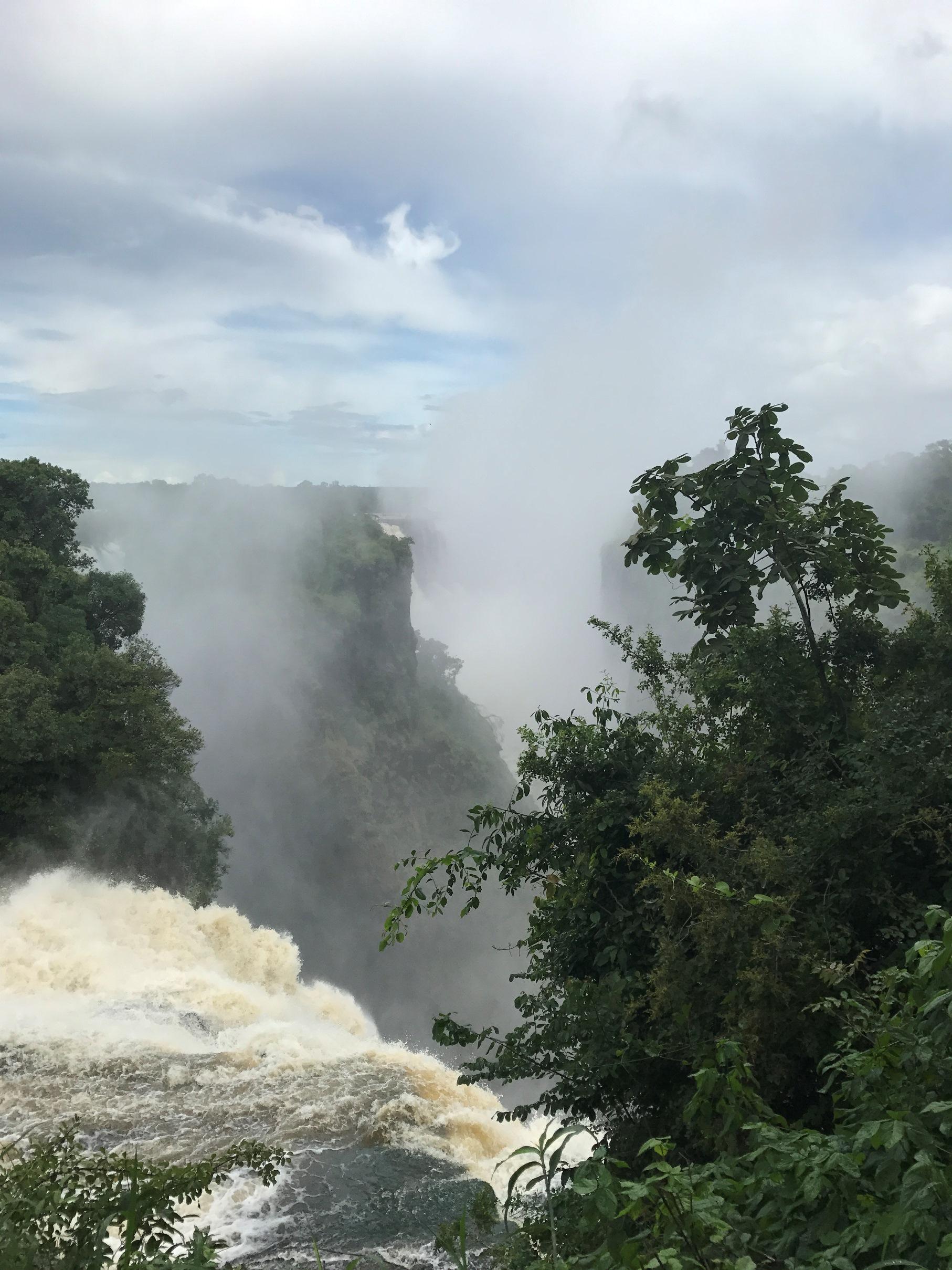 Victoria Falls Borton Overseas