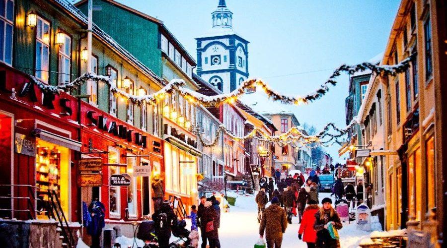 Christmas Market at Røros
