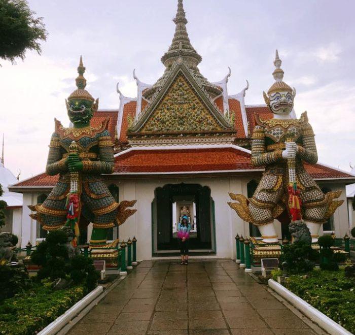 Wat Arun Temple Of The Sun Bangkok