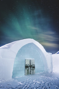 Asaf Kliger Northern Lights At The Icehotel 5624