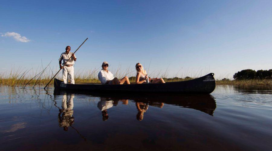 Camp Okavango Mokoro