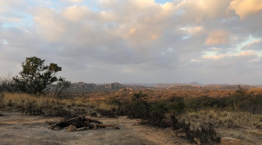 World's View Campsite, Matopos National Park, Zimbabwe
