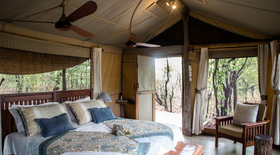 Changa Safari Camp, Zimbabwe